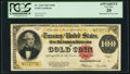 Large Size:Gold Certificates, Fr. 1215 $100 1922 Gold Certificate PCGS Apparent Very Fine 20.....