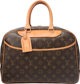 "Louis Vuitton Classic Monogram Canvas Alize Tote Bag Condition: 3 14"" Width x 10"" Length x 5"" Depth This..."