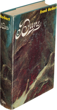 Frank Herbert. Dune. Philadelphia and New York: Chilton Books, [1965]. First edition, signed