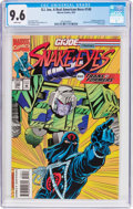 Modern Age (1980-Present):Superhero, G. I. Joe, A Real American Hero #140 (Marvel, 1993) CGC NM+ 9.6White pages....
