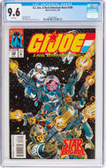 Modern Age (1980-Present):Superhero, G. I. Joe, A Real American Hero #146 (Marvel, 1994) CGC NM+ 9.6White pages....