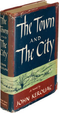 Books:Literature 1900-up, John [Jack] Kerouac. The Town and the City. New York: Harcourt, Brace and Company, [1950]. First edition, signed b...