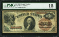Large Size:Legal Tender Notes, Fr. 29 $1 1880 Legal Tender PMG Choice Fine 15.. ...