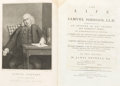 Books:World History, [Samuel Johnson]. James Boswell. The Life of Samuel Johnson, LL.D. Comprehending an Account of His Studies and Num... (Total: 2 )