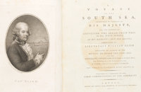 William Bligh. A Voyage to the South Sea... For the Purpose of Conveying the Bread-Fruit tre