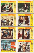 "Movie Posters:Crime, Behind the High Wall (Universal International, 1956). Lobby CardSet of 8, Lobby Cards (7) & Title Lobby Card (11"" X 14""). C...(Total: 16 Items)"