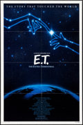"""Movie Posters:Science Fiction, E.T. The Extra-Terrestrial & Other Lot (Universal, R-1985). OneSheets (2) (27"""" X 41""""). Science Fiction.. ... (Total: 2 Items)"""