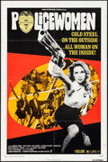 "Movie Posters:Exploitation, Policewomen (Crown International, 1974). One Sheet (27"" X 41"")& Lobby Card Set of 8 (11"" X 14""). Exploitation.. ... (Total: 9Items)"