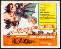 "Movie Posters:Horror, The Vampire-Beast Craves Blood/Curse of the Blood Ghouls Combo(Pacemaker, R-1969). Rolled, Fine. Half Sheet (22"" X 2..."