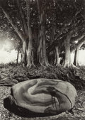 Photographs, Jerry Uelsmann (American, b. 1934). Untitled, 1970. Gelatin silver. 13-3/4 x 9-7/8 inches (34.9 x 25.1 cm). Initialed an...