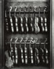 Arnold Newman (American, 1918-2006) Violins, Philadelphia, PA, 1941 Gelatin silver 20 x 16 inches (50.8 x 40.6 cm) S