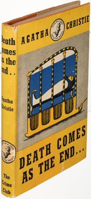 Agatha Christie. Death Comes as the End. London: [1945]. First edition, signed