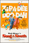 """Movie Posters:Animation, Song of the South (Buena Vista, R-1980/R-1986). One Sheets (2) (27""""X 41""""). Animation.. ... (Total: 2 Items)"""