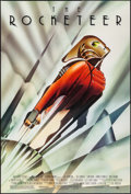 "Movie Posters:Action, Rocketeer (Walt Disney Pictures, 1991). One Sheet (27"" X 40"") DS.Action.. ..."