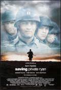 "Movie Posters:War, Saving Private Ryan (Paramount, 1998). One Sheet (27"" X 40"") SS. War.. ..."