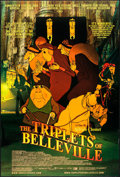 """Movie Posters:Animation, The Triplets of Belleville (Sony Pictures Classics, 2003). OneSheet (27"""" X 40""""). Animation.. ..."""