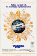 """Movie Posters:Action, Vanishing Point (20th Century Fox, 1971). One Sheet (27"""" X 41""""). Action.. ..."""