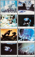 "Movie Posters:Science Fiction, Alien (20th Century Fox, 1979). Commercial Mini Lobby Card Set of 8(8"" X 10""). Science Fiction.. ... (Total: 8 Items)"