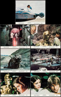 """Movie Posters:Science Fiction, Star Wars (20th Century Fox, 1977). Mini Lobby Cards (7) (8"""" X10""""). Science Fiction.. ... (Total: 7 Items)"""