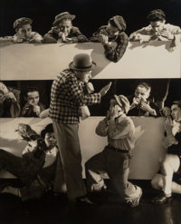 Edward Steichen (American, 1879-1973) Borah Minevitch and his Harmonica Band for Vanity Fair, 1931 G