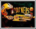 Football Collectibles:Photos, Ray Nitschke Signed Photograph.. ...