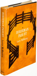 Books:Literature 1900-up, Larry McMurtry. Horseman, Pass By. New York: [1961]. Firstedition, presentation copy, signed....