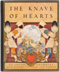 Books:Children's Books, [Maxfield Parrish, illustrator]. Louise Saunders. The Knave ofHearts. New York: 1925. First edition....