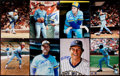 Baseball Collectibles:Photos, 1982 American League Champions Milwaukee Brewers Greats Signed Photographs (Lot of 24).. ...