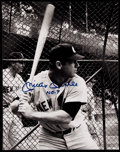 "Autographs:Photos, Mickey Mantle ""No. 7"" Signed Oversized Photo.. ..."