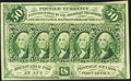 Fractional Currency, Fr. 1312 50¢ First Issue Extremely Fine-About New.. ...