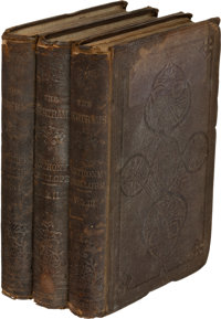 Anthony Trollope. The Bertrams. A Novel. London: Chapman & Hall, 1859. First edition