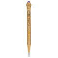 Estate Jewelry:Other, Amethyst, Gold Pencil. ...
