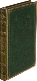 Books:World History, [Russian Imperial Library]. [Fine Bindings]. Pair Books from the Tsar's Library. St. Petersburg and Moscow: 1826-1831. Two b... (Total: 2 Items)