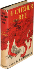 Books:Literature 1900-up, J. D. Salinger. The Catcher in the Rye. Boston: Little, Brown and Company, 1951. First edition. ...