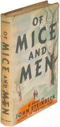Books:Literature 1900-up, John Steinbeck. Of Mice and Men. New York: [1937]. First edition....