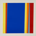 Prints:Contemporary, Jay Rosenblum (1933-1989). Cycle 1, 1979. Screenprint incolors on paper. 21 x 21 inches (53.3 x 53.3 cm) (image). 25 x ...