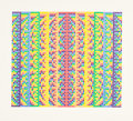 Prints:Contemporary, David Roth (b. 1942). Untitled 14, 1977. Screenprint incolors on paper. 23 x 26-1/2 inches (58.5 x ...