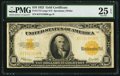 Large Size:Gold Certificates, Fr. 1173 $10 1922 Gold Certificate PMG Very Fine 25 EPQ.. ...