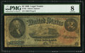 Large Size:Legal Tender Notes, Fr. 42 $2 1869 Legal Tender PMG Very Good 8.. ...