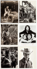 Memorabilia:Movie-Related, Movie Still Black and White Photos Group of 11 (Various Studios,1930-70s).... (Total: 11 Items)