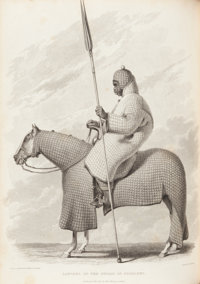 Major Dixon Denham. Narrative of Travels and Discoveries in Northern and Central Africa. London