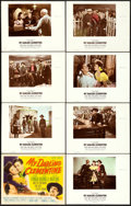 "Movie Posters:Western, My Darling Clementine (20th Century Fox, 1946). Title Lobby Card& Deluxe Color Glos Lobby Cards (7) (11"" X 14"").. ... (Total: 8Items)"