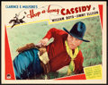 "Movie Posters:Western, Hop-a-long Cassidy (Paramount, 1935). Lobby Card (11"" X 14"").. ..."