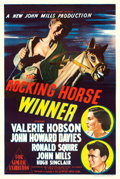 "Movie Posters:Fantasy, The Rocking Horse Winner (Two Cities Films, 1950). Australian OneSheet (27"" X 40""). Fantasy.. ..."