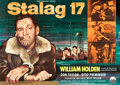 "Movie Posters:War, Stalag 17 (Paramount, 1960). First Release German A0 (32.75"" X 46"")Lutz Peltzer Artwork.. ..."