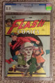 Flash Comics #72 (DC, 1946) CGC VF 8.0 White pages