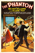 Movie Posters:Mystery, The Phantom (Action Pictures, 1931). One Sheet (27...