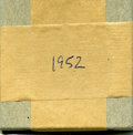 Proof Sets, Five-Piece 1952 Proof Set, Uncertified. Five-piece proof set from 1952. The set is housed in original cardboard boxes and ti... (Total: 5 coins)
