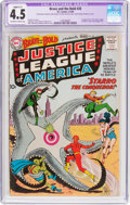 Silver Age (1956-1969):Superhero, The Brave and the Bold #28 (DC, 1960) CGC Apparent VG+ 4.5 Slight (C-1) Off-white to white pages....