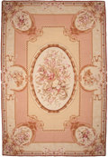 Furniture : Continental, An Aubusson Tapestry. 103 x 70 inches (261.6 x 177.8 cm). ...